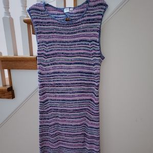 GAP tank sweater dress